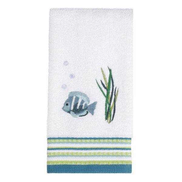 Pina 100% Cotton Fingertip Towel by Bay Isle Home